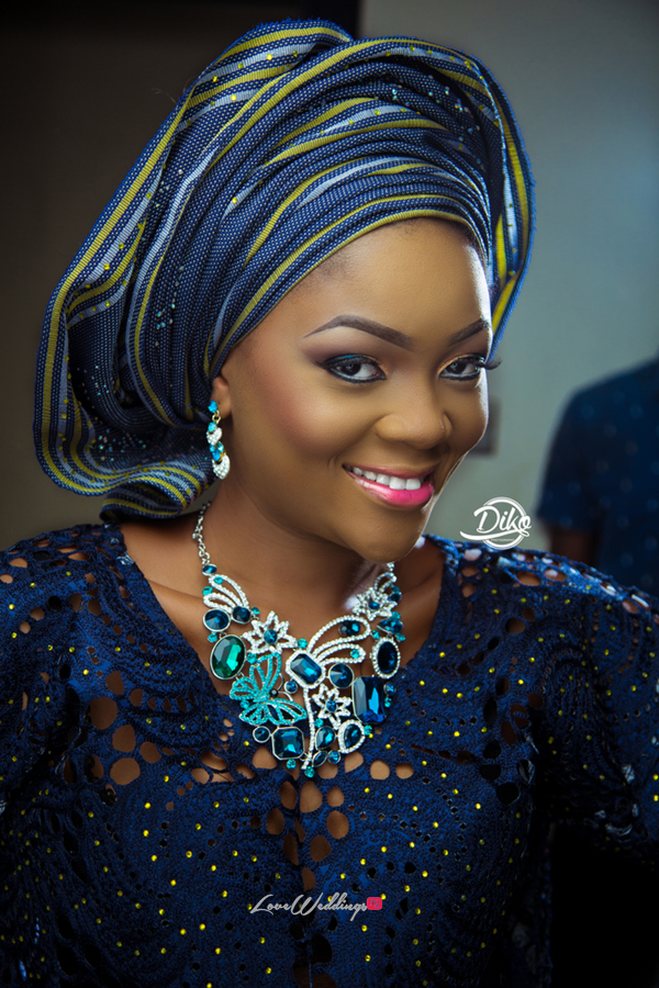 Nigerian Traditional Bridal Look - LoveweddingsNG 2
