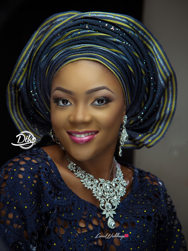 Nigerian Traditional Bridal Look - LoveweddingsNG 3