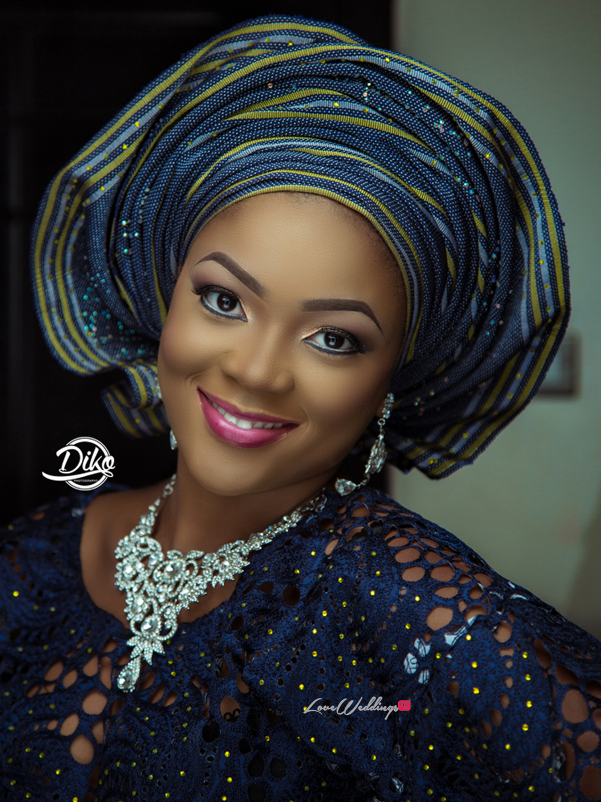 Nigerian Traditional Bridal Look - LoveweddingsNG 4