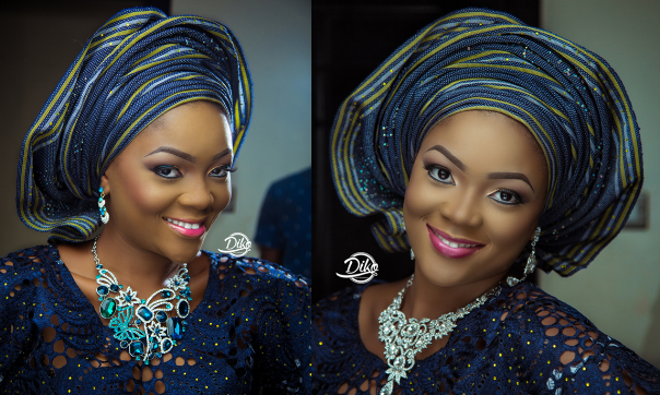 Nigerian Traditional Bridal Look - LoveweddingsNG feat
