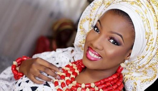 Nigerian Traditional Bride Bolu Boludotman2015 LoveweddingsNG Soji Oni
