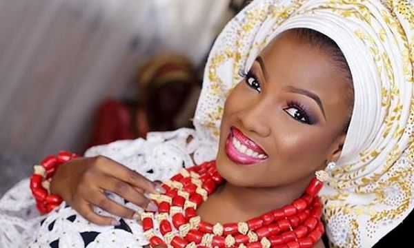 Real Weddings Instagram: Nigerian-Traditional-Bride-Bolu-Boludotman2015