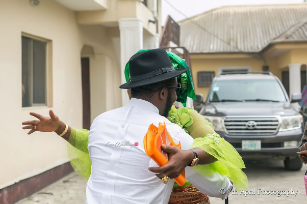 Nigerian Traditional Wedding - Afaa and Percy 7th April Photography LoveweddingsNG 1