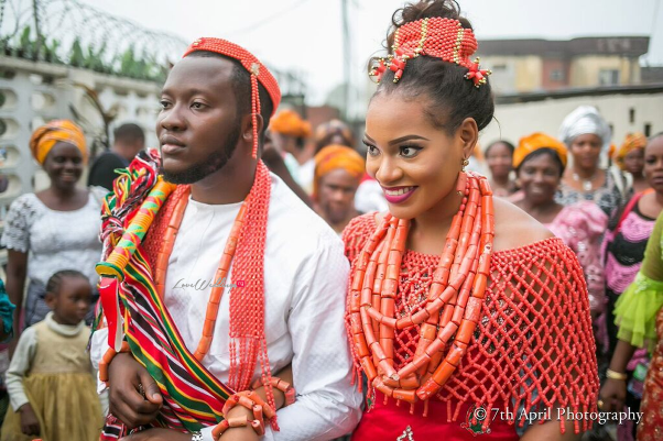 Nigerian Traditional Wedding - Afaa and Percy 7th April Photography LoveweddingsNG 12
