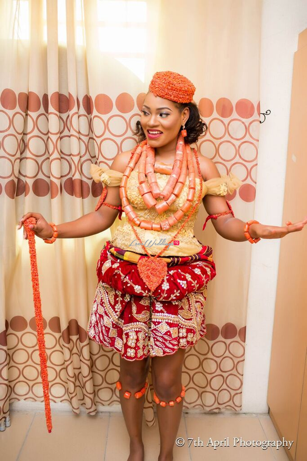 Nigerian Traditional Wedding - Afaa and Percy 7th April Photography LoveweddingsNG 19