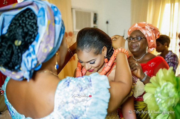 Nigerian Traditional Wedding - Afaa and Percy 7th April Photography LoveweddingsNG 2