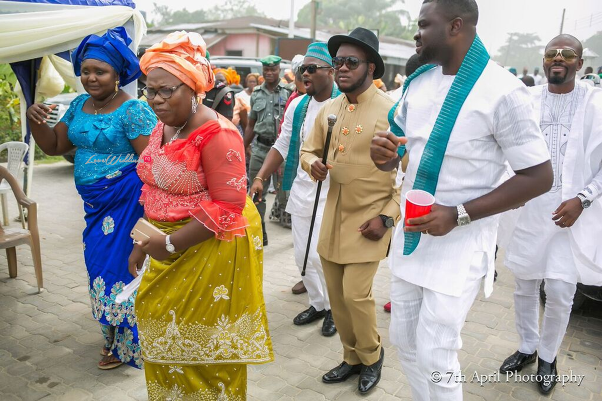 Nigerian Traditional Wedding - Afaa and Percy 7th April Photography LoveweddingsNG 8