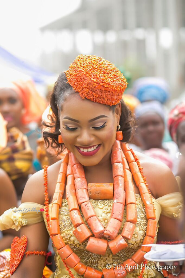 Nigerian Traditional Wedding - Afaa and Percy 7th April Photography LoveweddingsNG 9