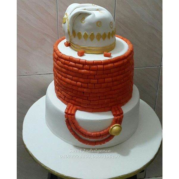 Nigerian Traditional Wedding Cake Boludotman2017 Loveweddingsng Sweet Indulgence