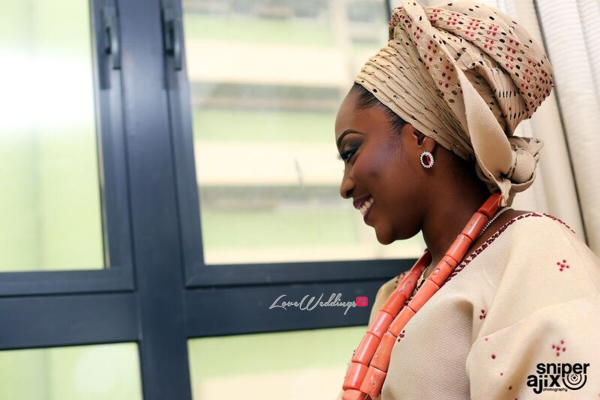 Nigerian Traditional Wedding - Caroline Tobi #CacaTobi LoveweddingsNG 10