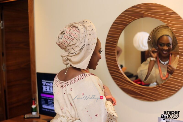 Nigerian Traditional Wedding - Caroline Tobi #CacaTobi LoveweddingsNG 11