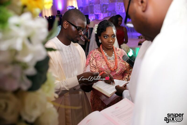 Nigerian Traditional Wedding - Caroline Tobi #CacaTobi LoveweddingsNG 14