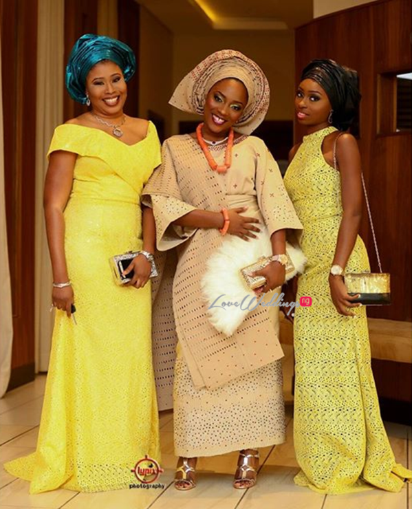 Nigerian Traditional Wedding - Caroline Tobi #CacaTobi LoveweddingsNG 16