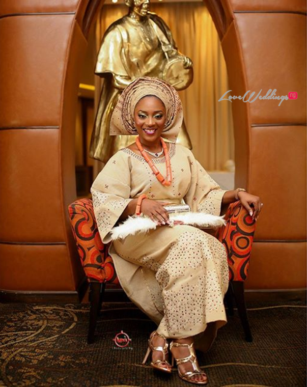 Nigerian Traditional Wedding - Caroline Tobi #CacaTobi LoveweddingsNG 18
