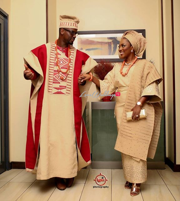 Nigerian Traditional Wedding - Caroline Tobi #CacaTobi LoveweddingsNG 23