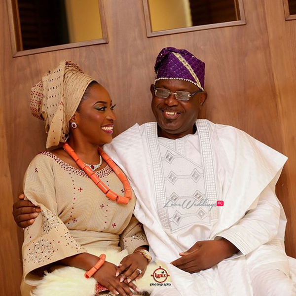 Nigerian Traditional Wedding - Caroline Tobi #CacaTobi LoveweddingsNG 25