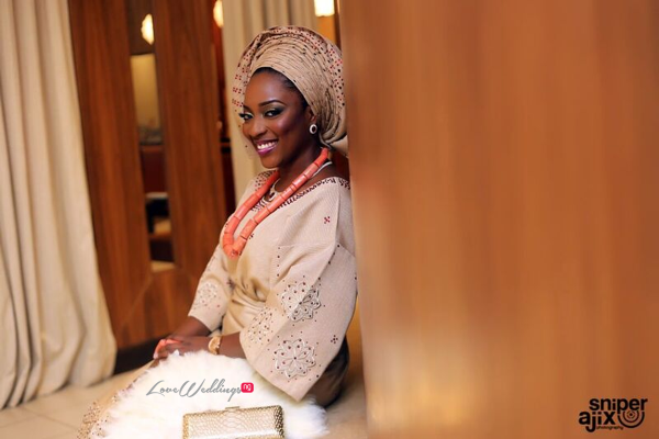 Nigerian Traditional Wedding - Caroline Tobi #CacaTobi LoveweddingsNG 7