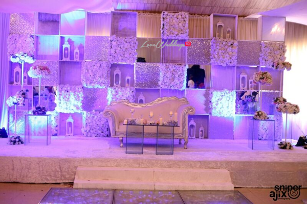 Nigerian Traditional Wedding - Caroline Tobi #CacaTobi LoveweddingsNG Decor