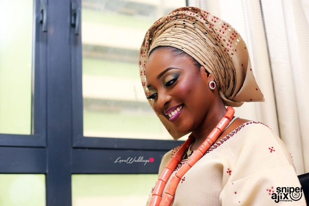 Nigerian Traditional Wedding - Caroline Tobi #CacaTobi LoveweddingsNG