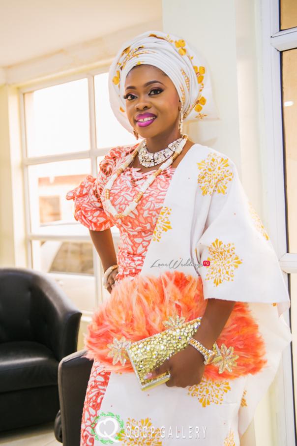 Nigerian Traditional Wedding - Teju - Makeovers by Teju LoveweddingsNG 2