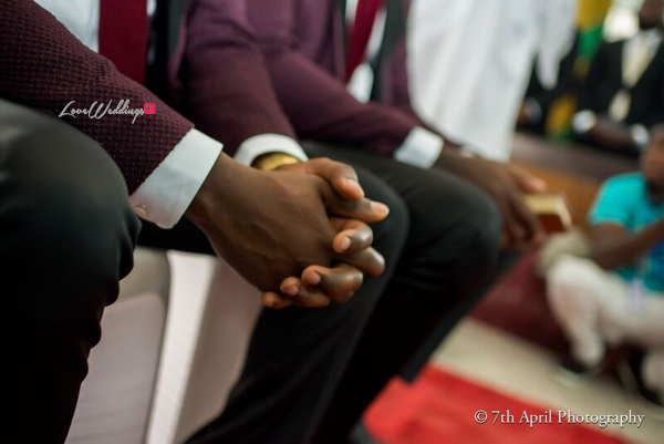 Nigerian White Wedding - Afaa and Percy 7th April Photography LoveweddingsNG 12