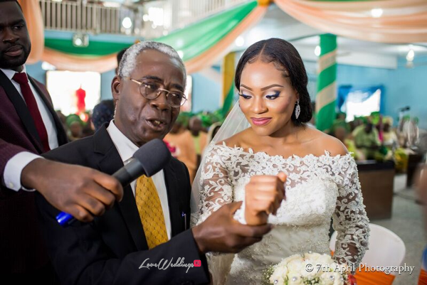 Nigerian White Wedding - Afaa and Percy 7th April Photography LoveweddingsNG 16