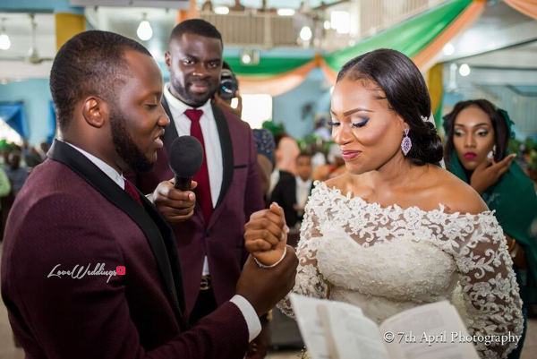 Nigerian White Wedding - Afaa and Percy 7th April Photography LoveweddingsNG 17