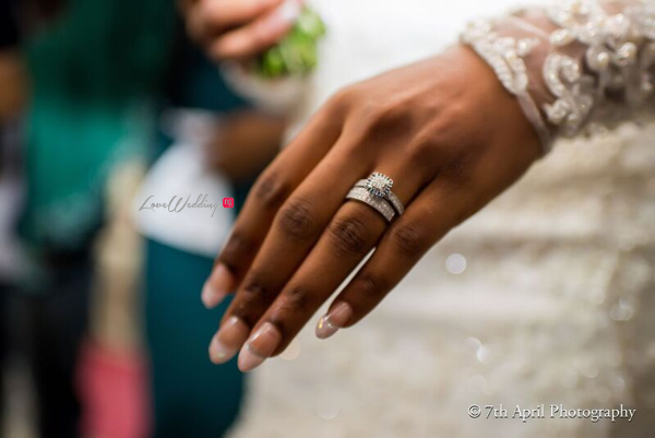Nigerian White Wedding - Afaa and Percy 7th April Photography LoveweddingsNG 18