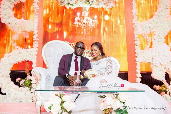 Nigerian White Wedding - Afaa and Percy 7th April Photography LoveweddingsNG 22