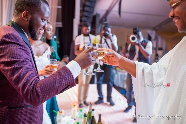 Nigerian White Wedding - Afaa and Percy 7th April Photography LoveweddingsNG 23