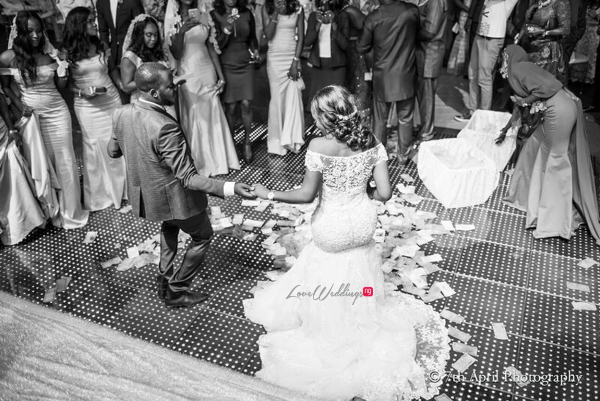 Nigerian White Wedding - Afaa and Percy 7th April Photography LoveweddingsNG 26