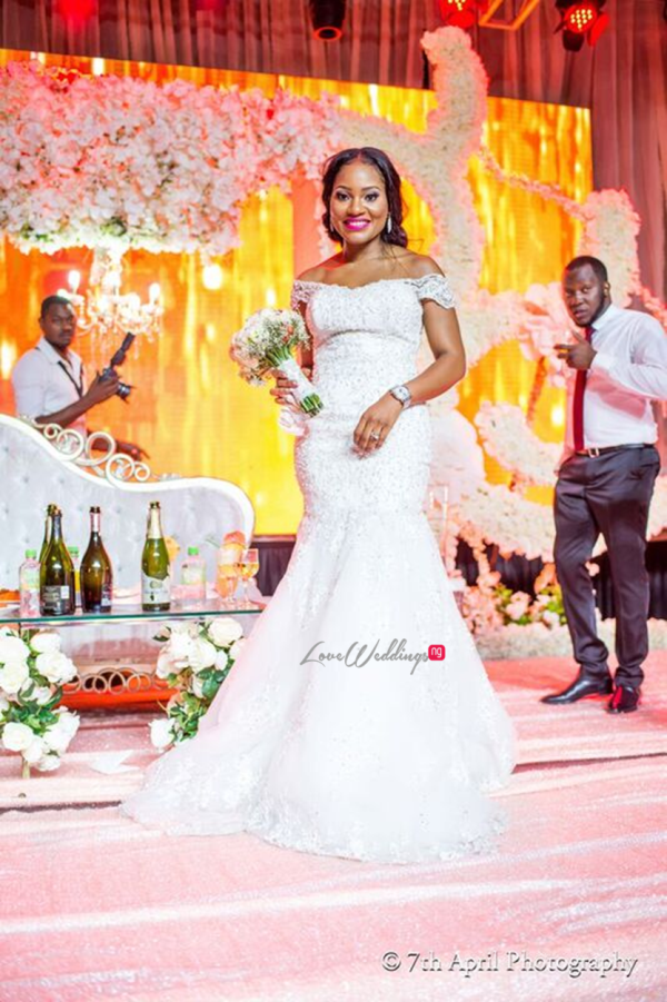 Nigerian White Wedding - Afaa and Percy 7th April Photography LoveweddingsNG 27