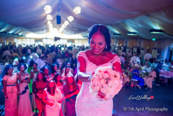 Nigerian White Wedding - Afaa and Percy 7th April Photography LoveweddingsNG 28