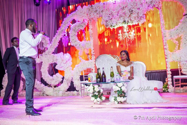Nigerian White Wedding - Afaa and Percy 7th April Photography LoveweddingsNG 31