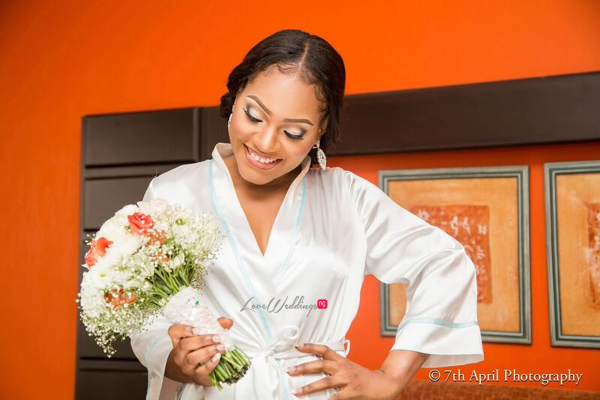 Nigerian White Wedding - Afaa and Percy 7th April Photography LoveweddingsNG 36