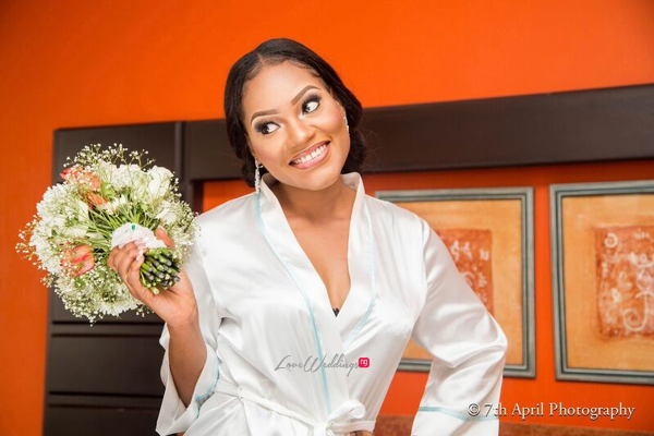 Nigerian White Wedding - Afaa and Percy 7th April Photography LoveweddingsNG 37