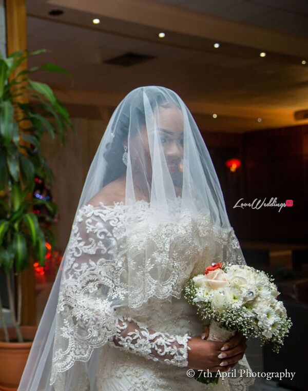 Nigerian White Wedding - Afaa and Percy 7th April Photography LoveweddingsNG 42