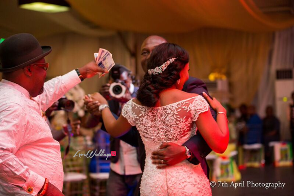 Nigerian White Wedding - Afaa and Percy 7th April Photography LoveweddingsNG 49