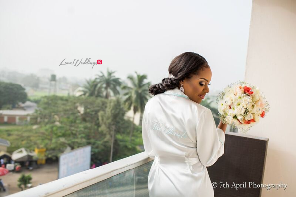 Nigerian White Wedding - Afaa and Percy - 7th April Photography LoveweddingsNG 5