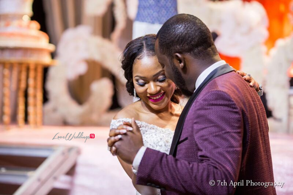 Nigerian White Wedding - Afaa and Percy 7th April Photography LoveweddingsNG 53