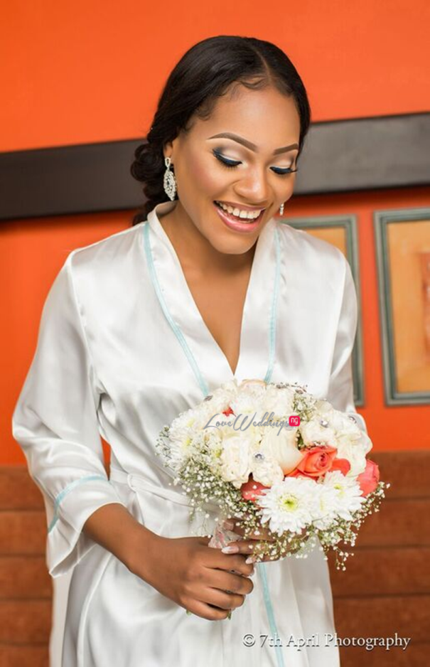 Nigerian White Wedding - Afaa and Percy 7th April Photography LoveweddingsNG 6
