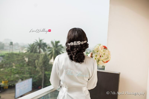 Nigerian White Wedding - Afaa and Percy - 7th April Photography LoveweddingsNG 6