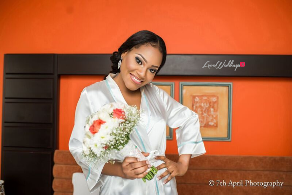 Nigerian White Wedding - Afaa and Percy - 7th April Photography LoveweddingsNG 7