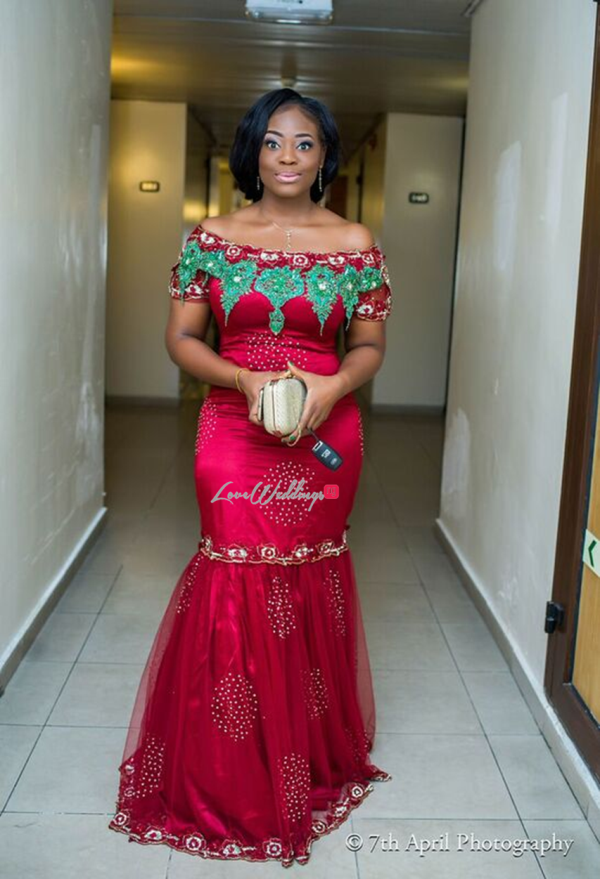 Nigerian White Wedding - Afaa and Percy 7th April Photography LoveweddingsNG 9