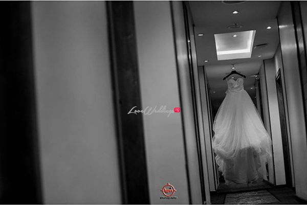 Nigerian White Wedding - Caroline Tobi #CacaTobi LoveweddingsNG 5