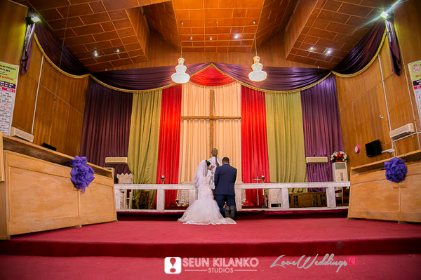 Nigerian White Wedding - Ukot and Dumebi Seun Kilanko Studios LoveweddingsNG 12