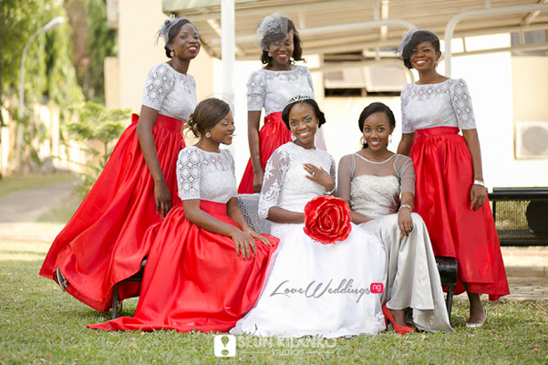 Nigerian White Wedding - Ukot and Dumebi Seun Kilanko Studios LoveweddingsNG 16