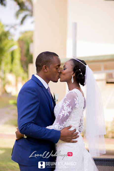 Nigerian White Wedding - Ukot and Dumebi Seun Kilanko Studios LoveweddingsNG 18