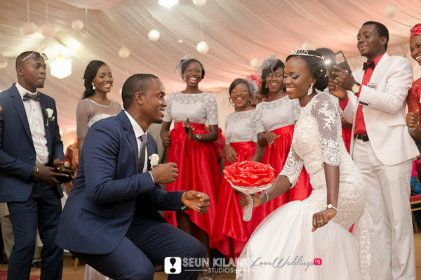 Nigerian White Wedding - Ukot and Dumebi Seun Kilanko Studios LoveweddingsNG 19