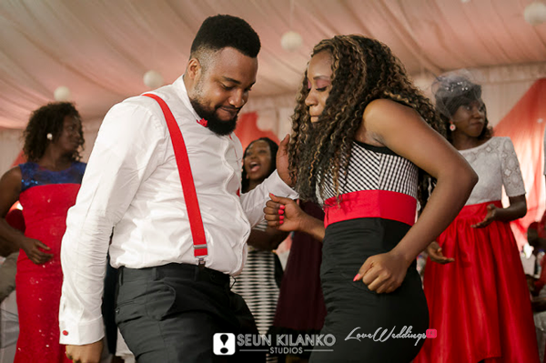 Nigerian White Wedding - Ukot and Dumebi Seun Kilanko Studios LoveweddingsNG 21